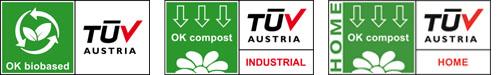 Logos TUV Austria